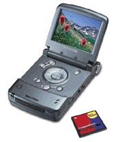 FlashTrax Multimedia Player + Foto Storage