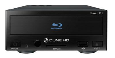 Dune HD Smart B1 - Der neue, modulare Netzwerk HD Media Player mit Blu-ray Laufwerk