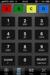Dune Remote iPhone / iPad App Ansicht 2
