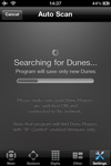 Dune Remote iPhone / iPad App Ansicht 5