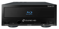 Dune HD Smart B1 Frontansicht