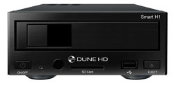 Dune HD Smart H1 Frontansicht