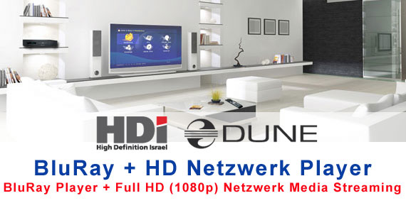 Finden Sie in diesem Bild alle Geräte: Blu-ray Player, CD Audio Player, DVD Video Player, MP3 / MP4 Player, Netzwerk Streaming Client, Internet Set-Top-Box, IP / Internet Radio, IP TV, Divx Player und alle zugehörigen Fernbedienungen...