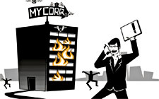 Bei einem Defekt des Datenträgers oder einer Katastrophe (z.B. Feuer) können alle Daten vernichtet werden, sofern diese nicht zusätzlich ausserhalb der Firma gelagert wurden