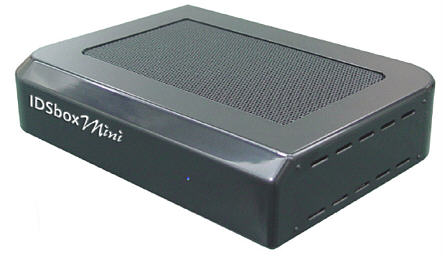 """IDSbox Mini im 2.5"""" Gehäuse: Kompakte Sicherheit zum günstigsten Preis"""