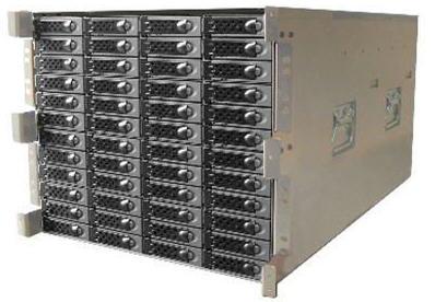 Die IDSbox kann über eSATA um eine weitere Festplatte erweitert werden. Zusätzlich kann auch über USB ein DAT Laufwerk angeschlossen werden