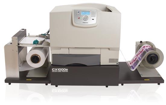 Farb-Rollendigitaldrucker CX1000e