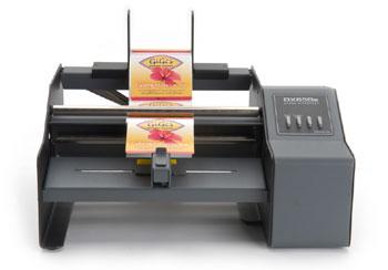 DX850e automatiserter Etikettenspender