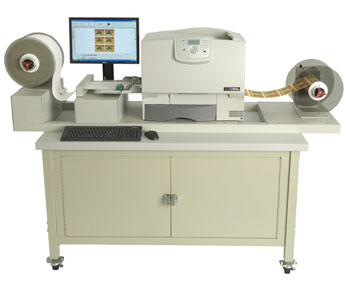 Etikettendrucker CX1200e für grosse Auflagen