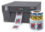 Primera LX 900e schnellster & effizientester Farbetikettendrucker