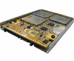 "HighSpeed SATA 2.5"" Solid State Disk mit SD FlashCards!"