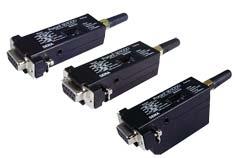 SENASD1000™ RS232 Bluetooth Adapter mit Akkuoption und wechselbarer Antenne für höchste Reichweiten