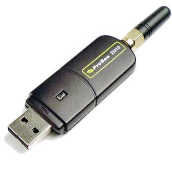 SENAProBee ZU10 USB ZigBee Class 1 Adapter mit wechselbarer Antenne und bis zu 1.6 Km Reichweite