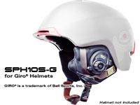 SPH10S-G Hedset mit Intercom für GIRO Helme (Die Lieferung erfolgt ohne den Helm)