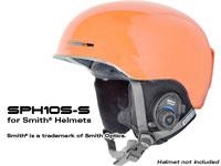 SPH10S-S Hedset mit Intercom für SMITH Helme (Die Lieferung erfolgt ohne den Helm)