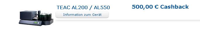 Teac AL200 / AL550